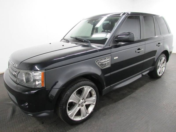 2011 Land Rover Range Rover Sport in Fairfield, OH