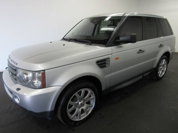used land rover range rover sport for sale in cincinnati. Black Bedroom Furniture Sets. Home Design Ideas