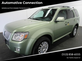 2010 mercury mariner 4wd 4dr premier for sale in fairfield, oh