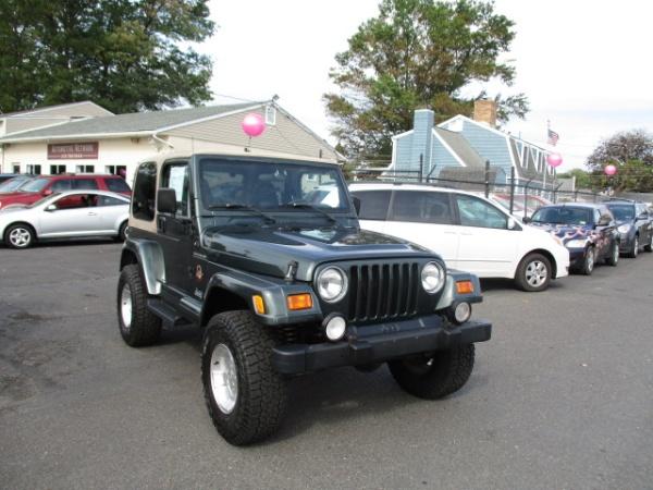 2002 Jeep Wrangler in Croydon, PA