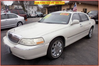 Used Lincoln Town Car For Sale In Woodbury Nj 4 Used Town Car