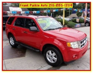 2009 Ford Escape Xlt 2 5l I4 Automatic Fwd For In Glenside Pa