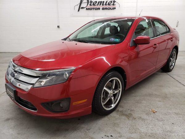 2010 Ford Fusion in Spring City, PA