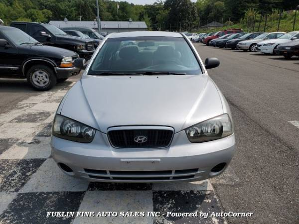 2003 hyundai elantra gls sedan automatic for sale in saylorsburg pa truecar truecar