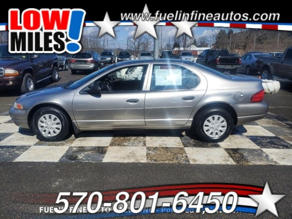 1998 Plymouth Breeze Breeze