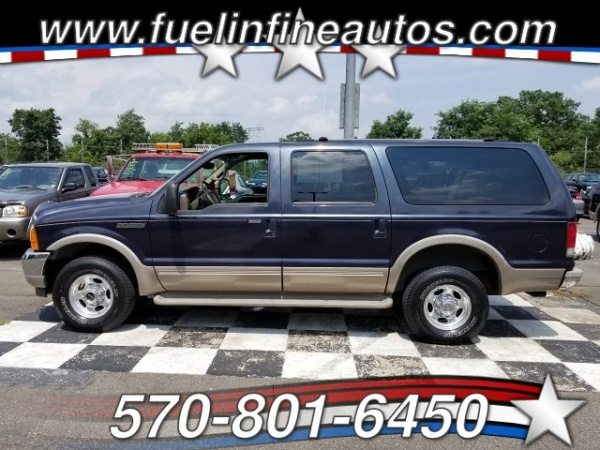 2001 Ford Excursion in Saylorsburg, PA