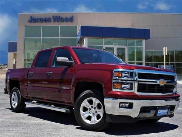 2014 Chevrolet Silverado 1500 in Decatur, TX