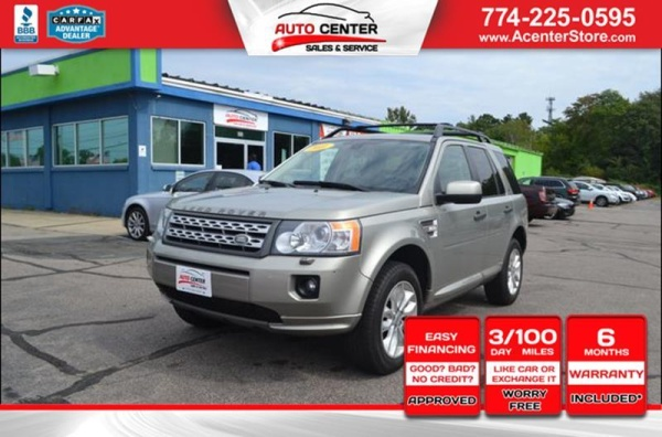 2011 Land Rover LR2 in West Bridgewater, MA