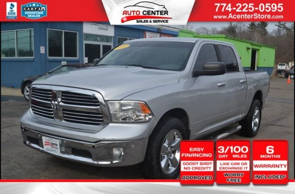 2014 Ram 1500 in West Bridgewater, MA