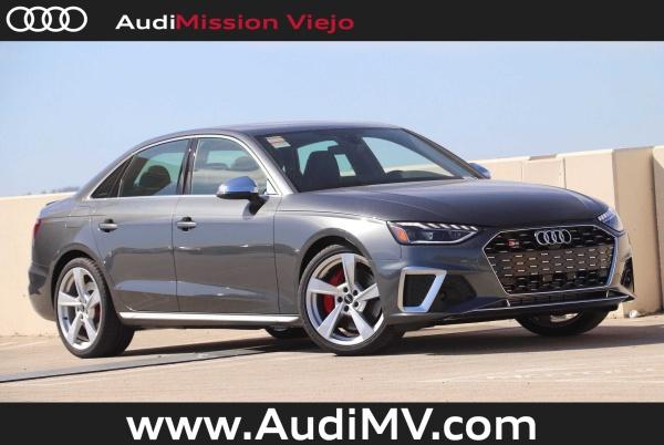2020 Audi S4 in Mission Viejo, CA