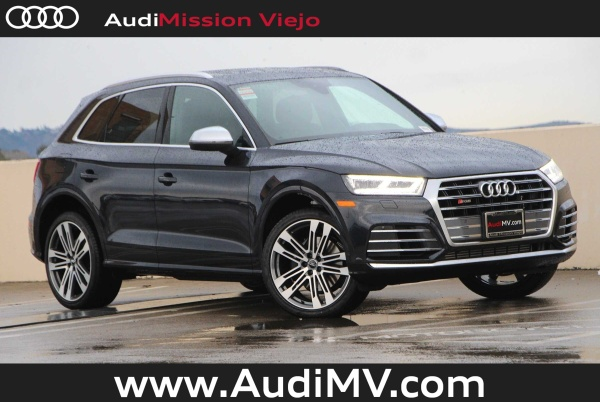 2020 Audi SQ5 in Mission Viejo, CA
