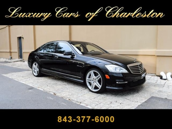 Luxury Cars Of Charleston >> 2011 Mercedes Benz S Class S 63 Amg Sedan Rwd For Sale In