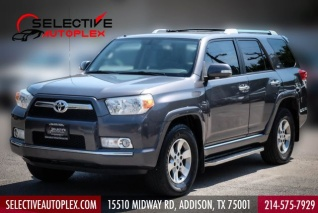 2011 Toyota 4Runner Limited For Sale >> Used Toyota 4runners For Sale In Trinidad Tx Truecar