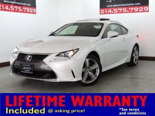 2015 Lexus RC in Carrollton, TX