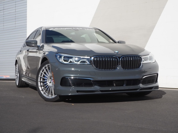 2019 BMW 7 Series 750i xDrive