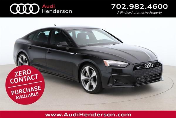 2020 Audi A5 in Henderson, NV