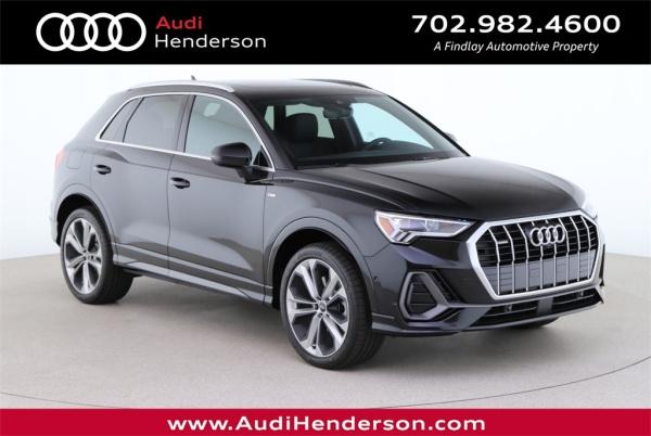 2020 Audi Q3 in Henderson, NV