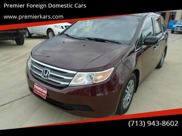 2011 Honda Odyssey in Houston, TX