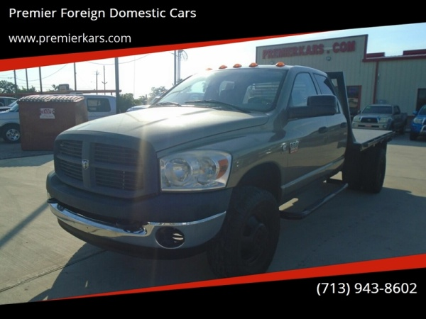 2007 Dodge Ram 3500 Unknown