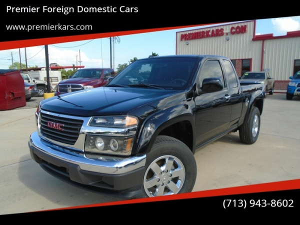 Gmc Dealer Houston >> Used Gmc Canyon For Sale In Houston Tx 77 Cars From 7 788