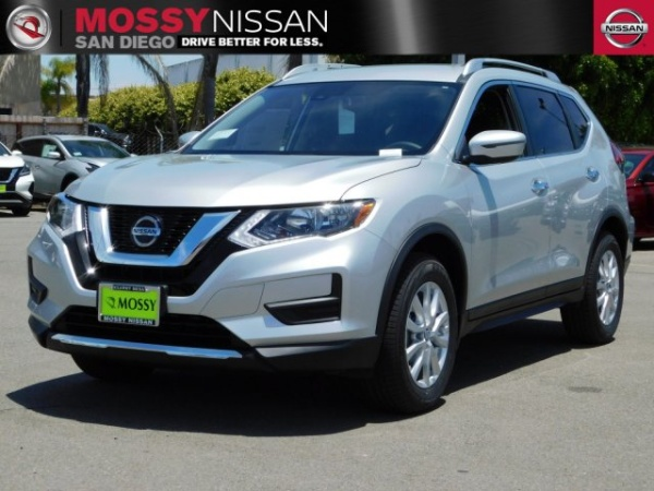 2019 Nissan Rogue in San Diego, CA
