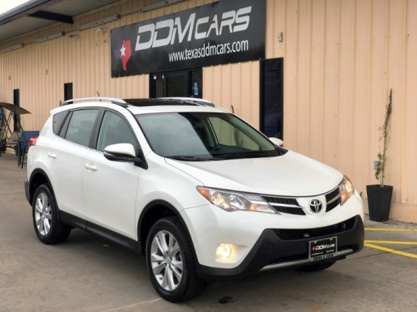 2013 Toyota RAV4 in Houston, TX