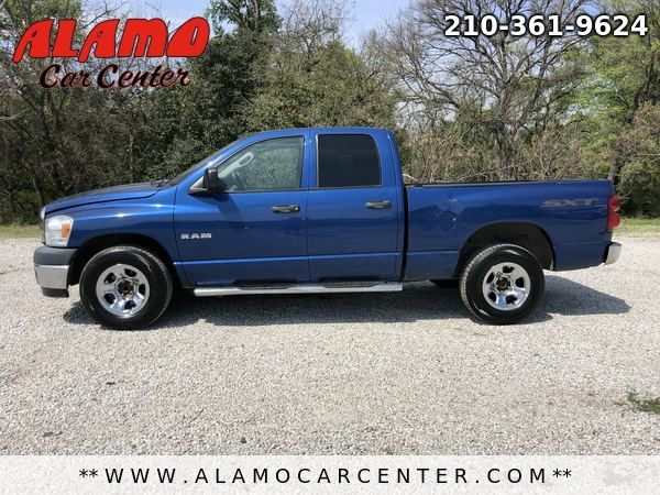 2008 Dodge Ram 1500 in San Antonio, TX