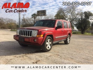 Used 2009 Jeep Commander Sport RWD For Sale In San Antonio, TX