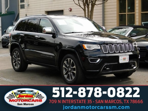 2017 Jeep Grand Cherokee in San Marcos, TX