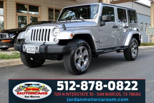 2018 Jeep Wrangler in San Marcos, TX