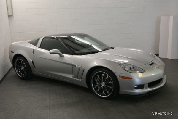 RSHOBRS6774J6KMJ4RBV7EXDKU 600 - 2011 Chevrolet Corvette Grand Sport Coupe 2lt At
