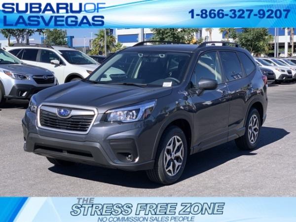 2020 Subaru Forester in Las Vegas, NV