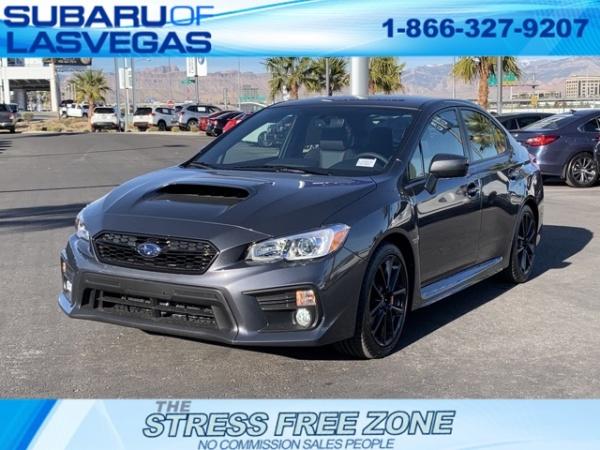 2020 Subaru WRX in Las Vegas, NV