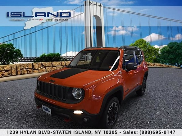 2015 Jeep Renegade in Staten Island, NY