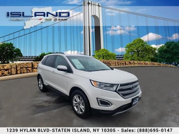 Ford Edge Sel Awd  Staten Island Ny