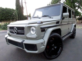 Mercedes Benz G Wagon For Sale >> Used Mercedes Benz G Class For Sale Truecar
