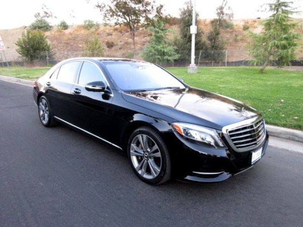 2015 Mercedes-Benz S-Class in North Hollywood, CA