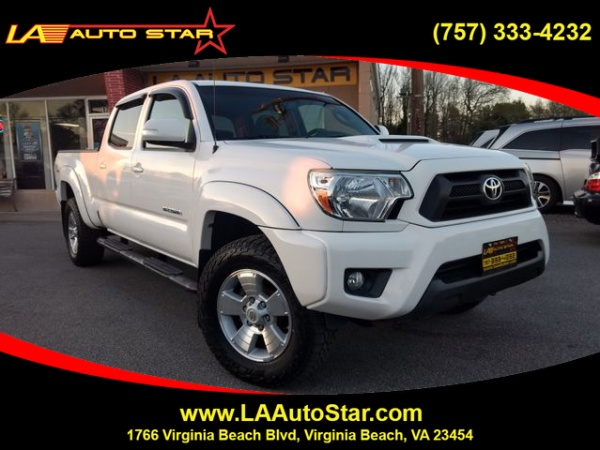 2013 Toyota Tacoma Double Cab 6.1' Bed V6 4WD Automatic
