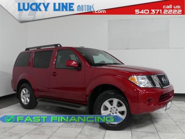 2012 Nissan Pathfinder in Fredericksburg, VA