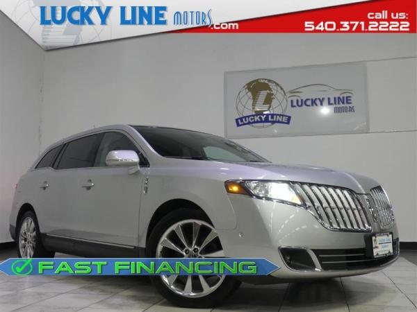 2011 Lincoln MKT