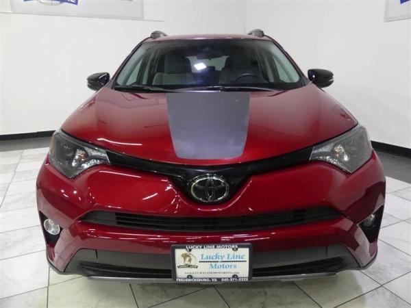 2018 Toyota RAV4 in Fredericksburg, VA