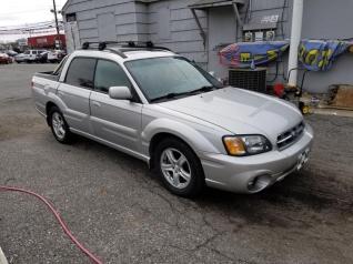 Subaru baja for sale near me