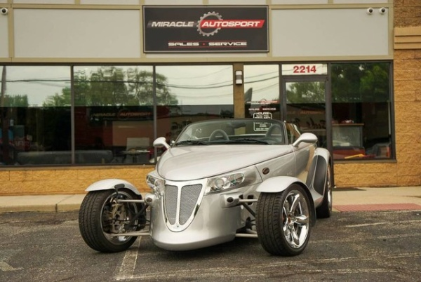 2000 Plymouth Prowler in Mercerville, NJ