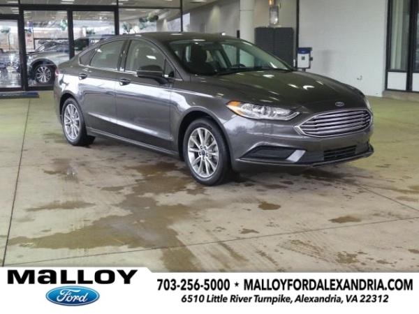 2017 Ford Fusion in Alexandria, VA
