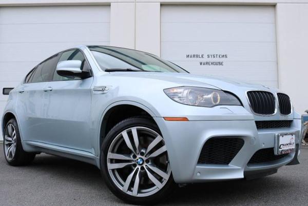 2010 BMW X6 M Base