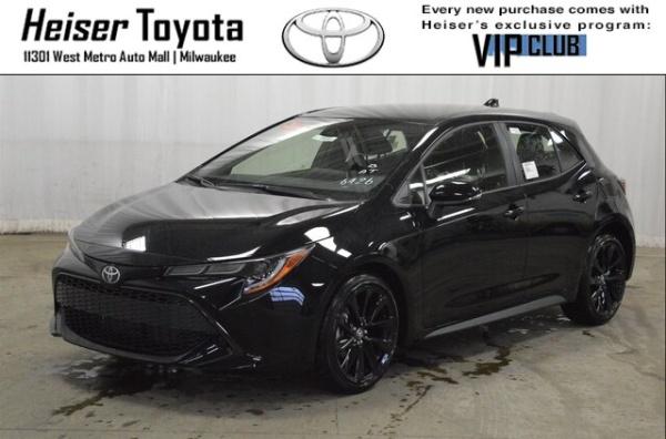 2020 Toyota Corolla Hatchback in Milwaukee, WI
