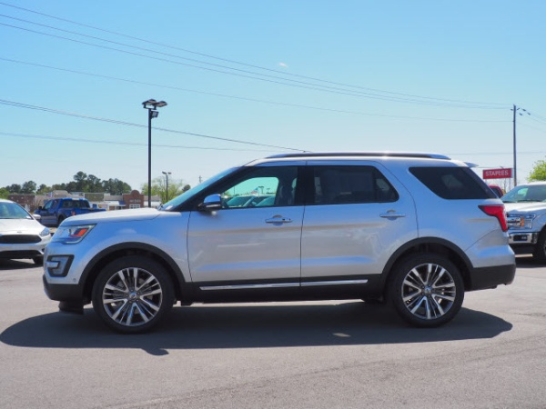 2017 Ford Explorer in New Bern, NC