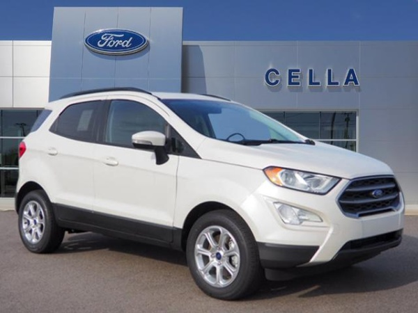 2020 Ford EcoSport in New Bern, NC