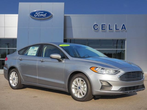 2020 Ford Fusion in New Bern, NC