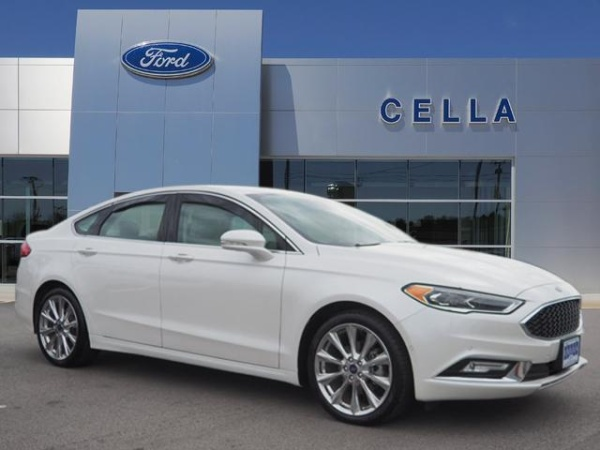 2017 Ford Fusion in New Bern, NC